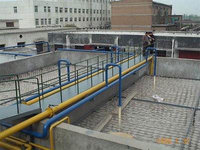 复合微生物污水处理剂对制药废水的处理